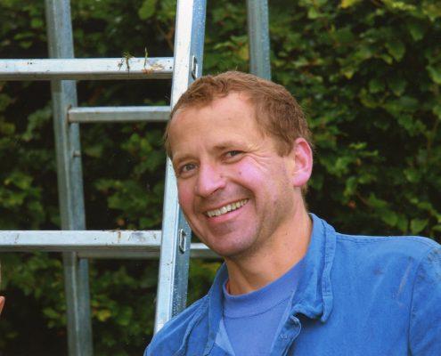 Geschäftsführer Martin Niedermayer