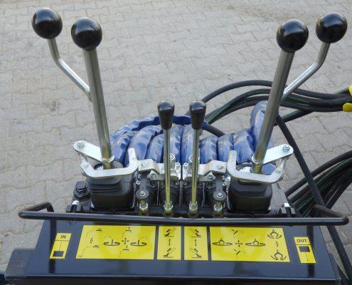 Niedermayer R-7.5 Drehhebelsteuerung